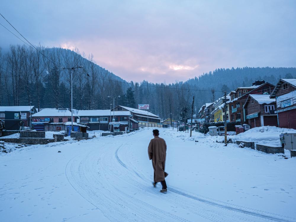 Srinagar to Pahalgam