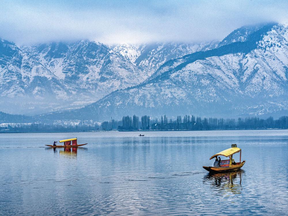 Royal Kashmir Couple Tour