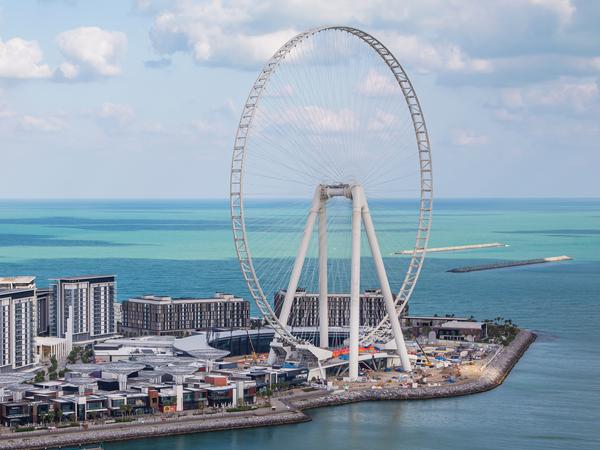 Dubai Eye Wheel
