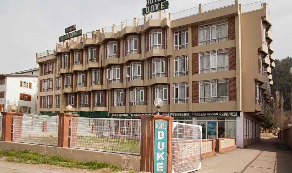 Hotel Duke or Similar