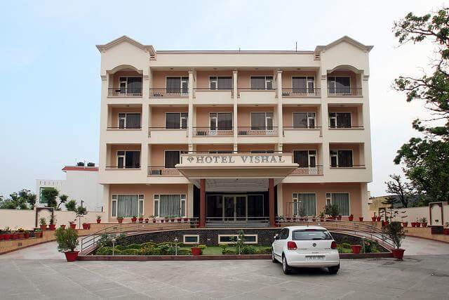 Hotel Vishal or Similar