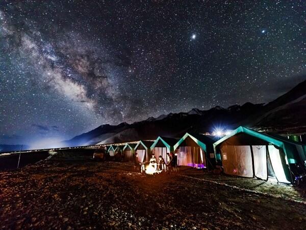 P3 Camp Pangong