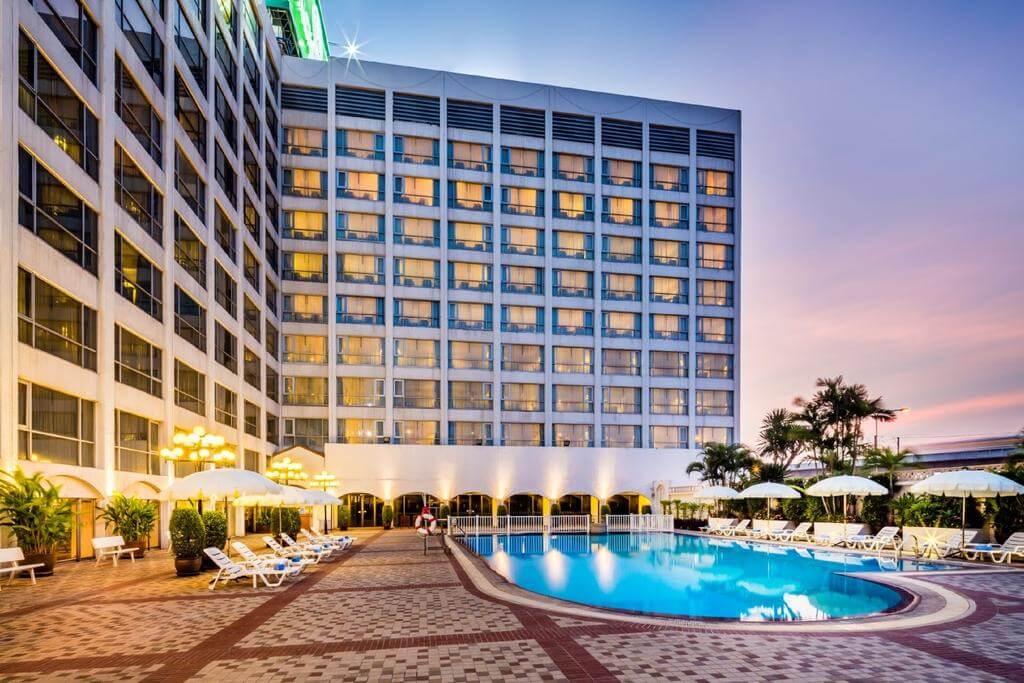 Bangkok palace or Similar Hotel