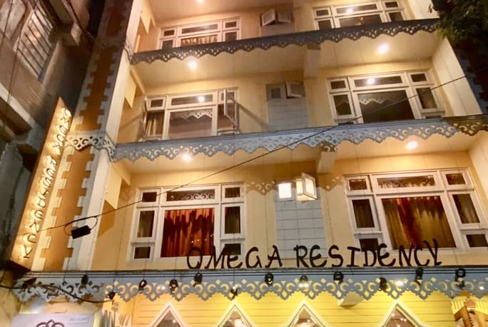 Omega Residency or similar-Delux Hotel -Deluxe