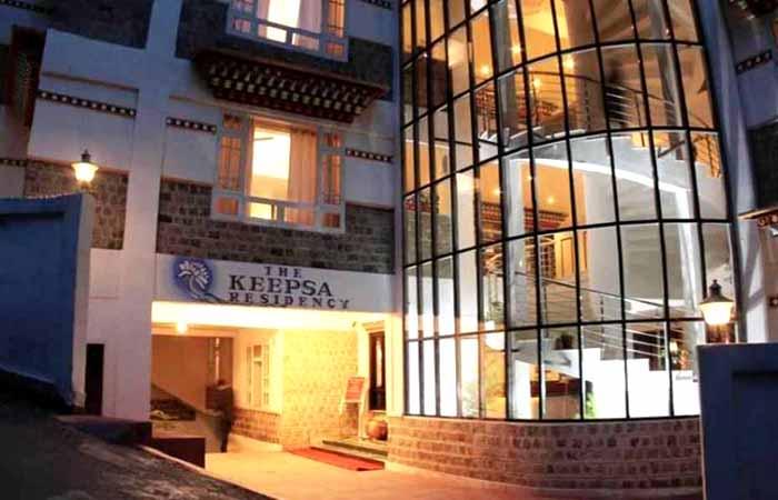 Keepsa Residency or similar-Premium Hotel