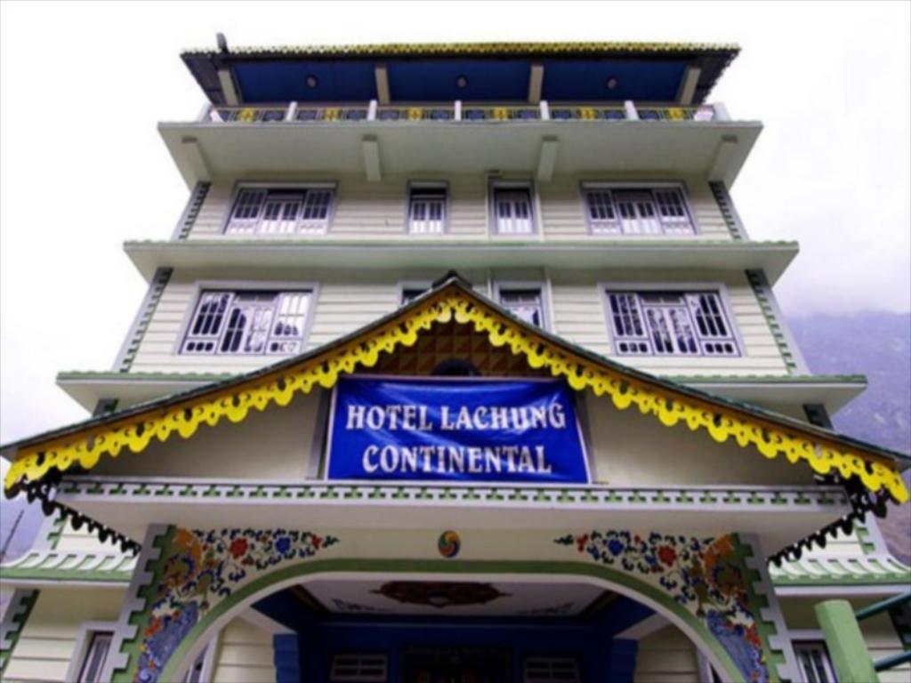 Lachung Continental or similar -Premium Hotel