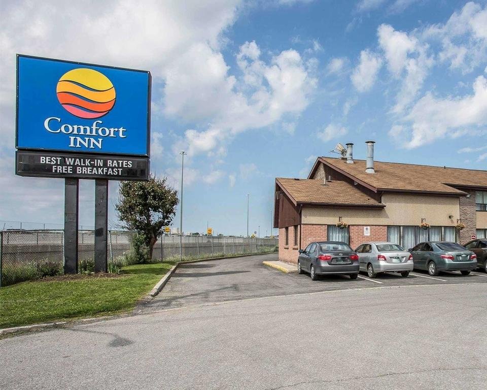 Comfort Inn or similra