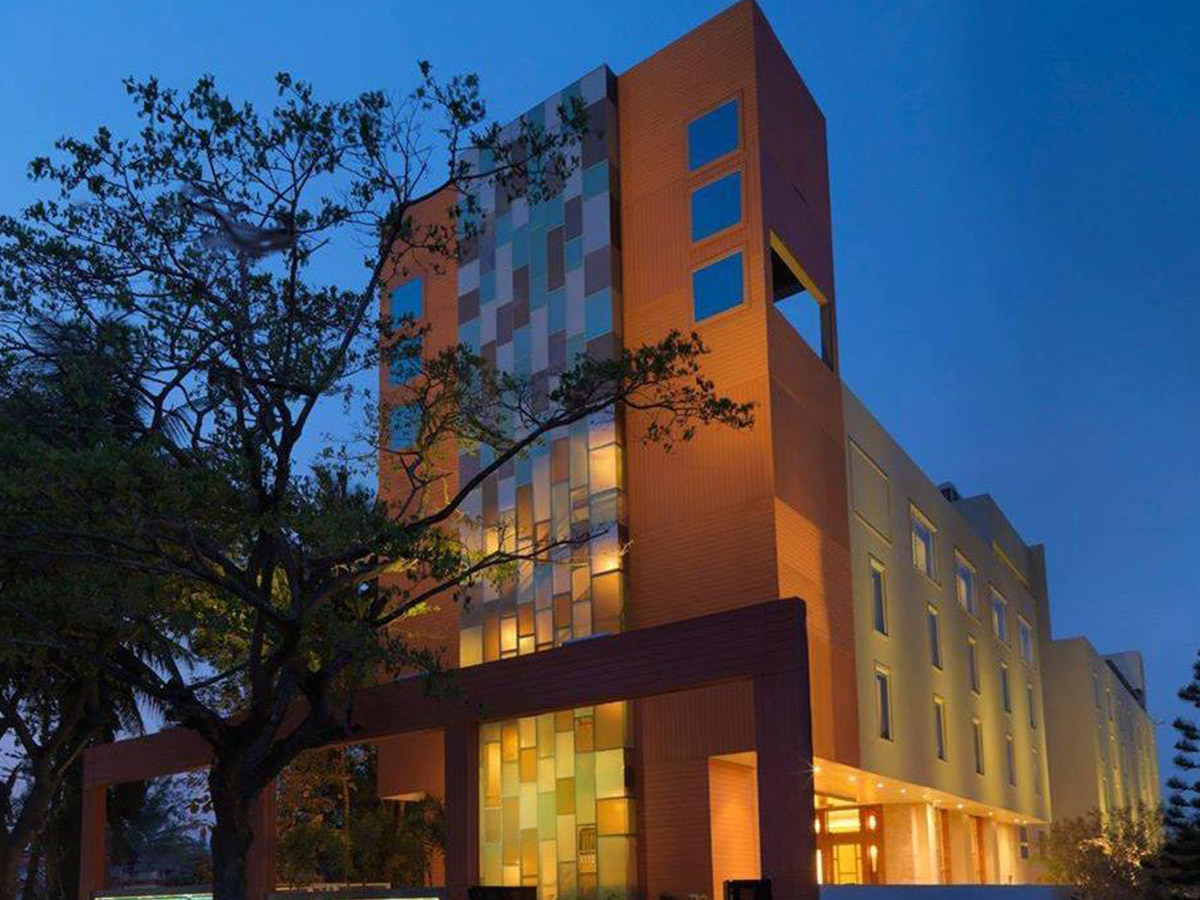 Mysore - Royal Hotel 1