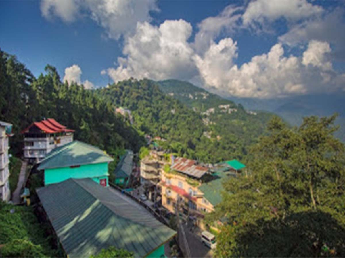 Gangtok Deluxe Hotel - 1