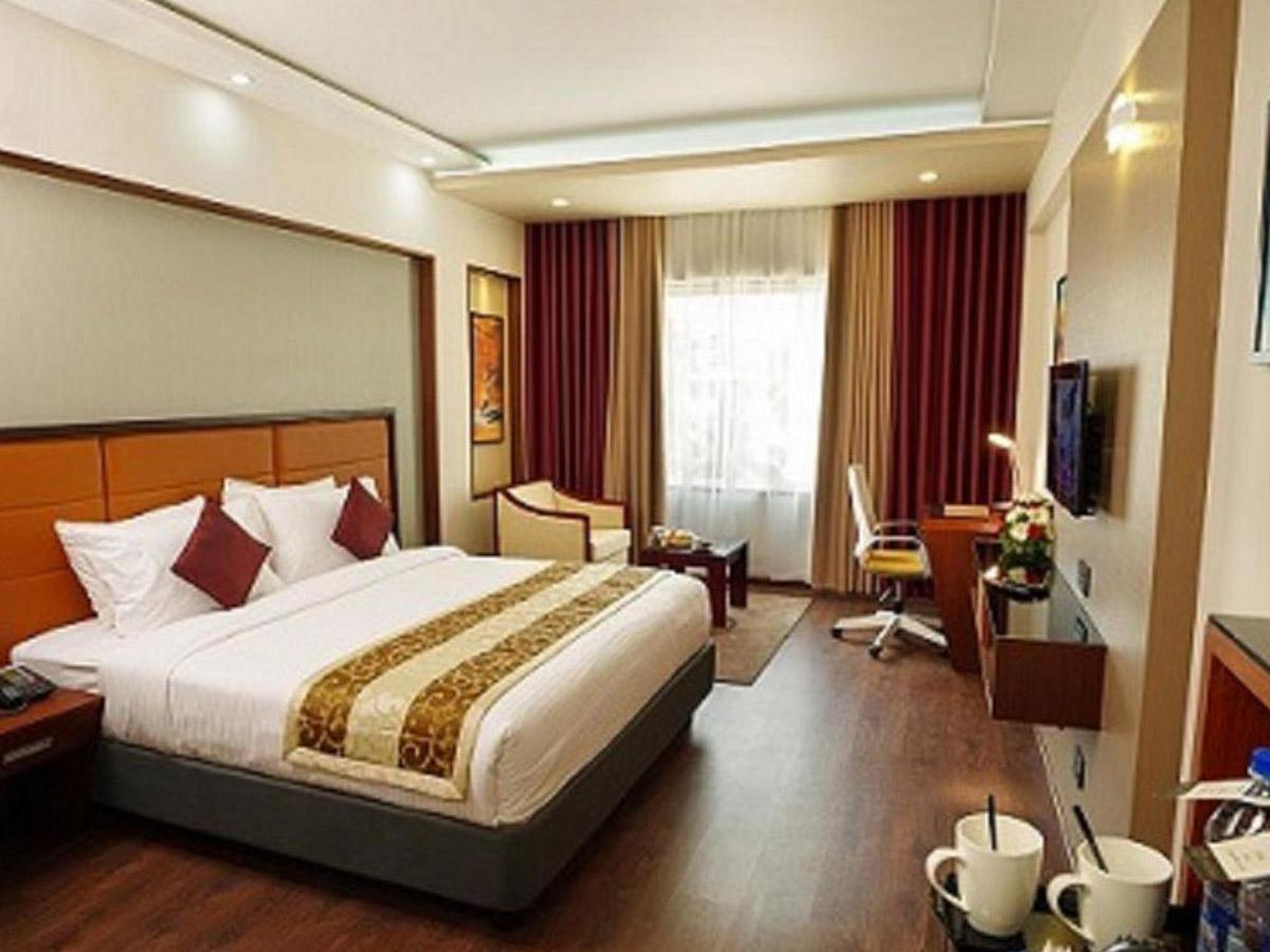 Trivendram Royal Hotel 1